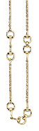YBB153327001, Gucci, Колье, Коллекция Horsebit