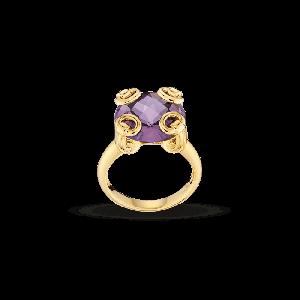 YBC298375001, Gucci, Кольцо, Коллекция Horsebit