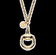 YBB153328001, Gucci, Колье, Коллекция Horsebit