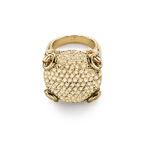 YBC160449002, Gucci, Кольцо, Коллекция Horsebit