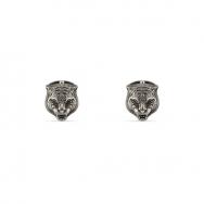 YBE432858001, Gucci, Ювелирные украшения, Запонки, Серебряные изделия